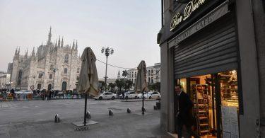 Milano dhe Venecia: Asnjë mënyrë brenda dhe jashtë, 10-16 milion njerëz