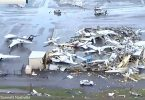 Tornadoes kill at least 22 in Tennessee and damage airport