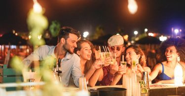 Part of the Nightlife? How to prevent the spread of COVID-19