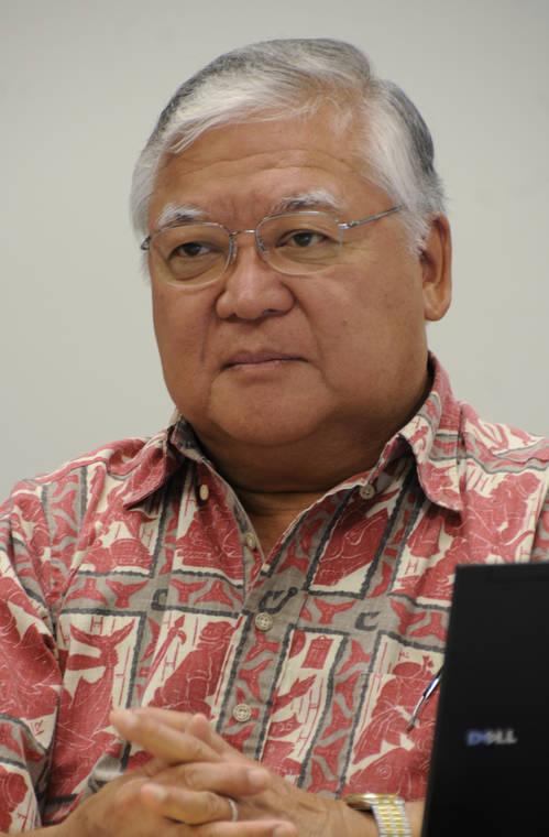 Η Γερουσία και το Σώμα έκλεισαν στη Χαβάη μετά το ξέσπασμα του Coronavirus