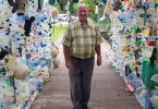 Plastic Ocean Arch in Seychelles showcases harsh reality of ocean pollution