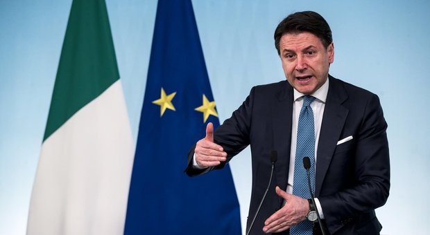 Italy Prime Minister Stands Up for Government over COVID-19 coronavirus