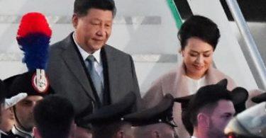 Kinas præsident Xi Jinping: Italien har begået vores fejl, men har ikke lært lektien