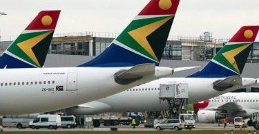 South African Airways- ը դադարեցնում է գործունեությունը Հյուսիսային Ամերիկայի իր տարածաշրջանային գրասենյակում
