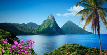 Fanambarana Saint Lucia momba ny fizahantany momba ny tranga COVID-19 Coronavirus