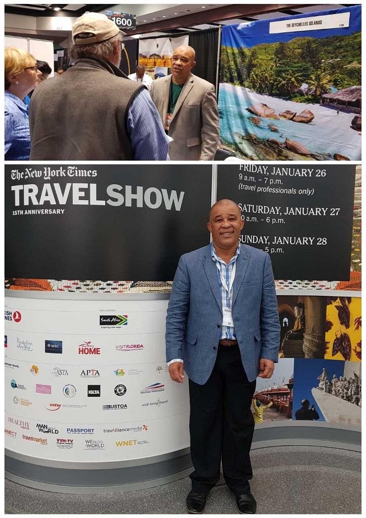 Սեյշելյան կղզիների զբոսաշրջությունը դրախտ է բերում 2020 New York Times Travel Show- ին