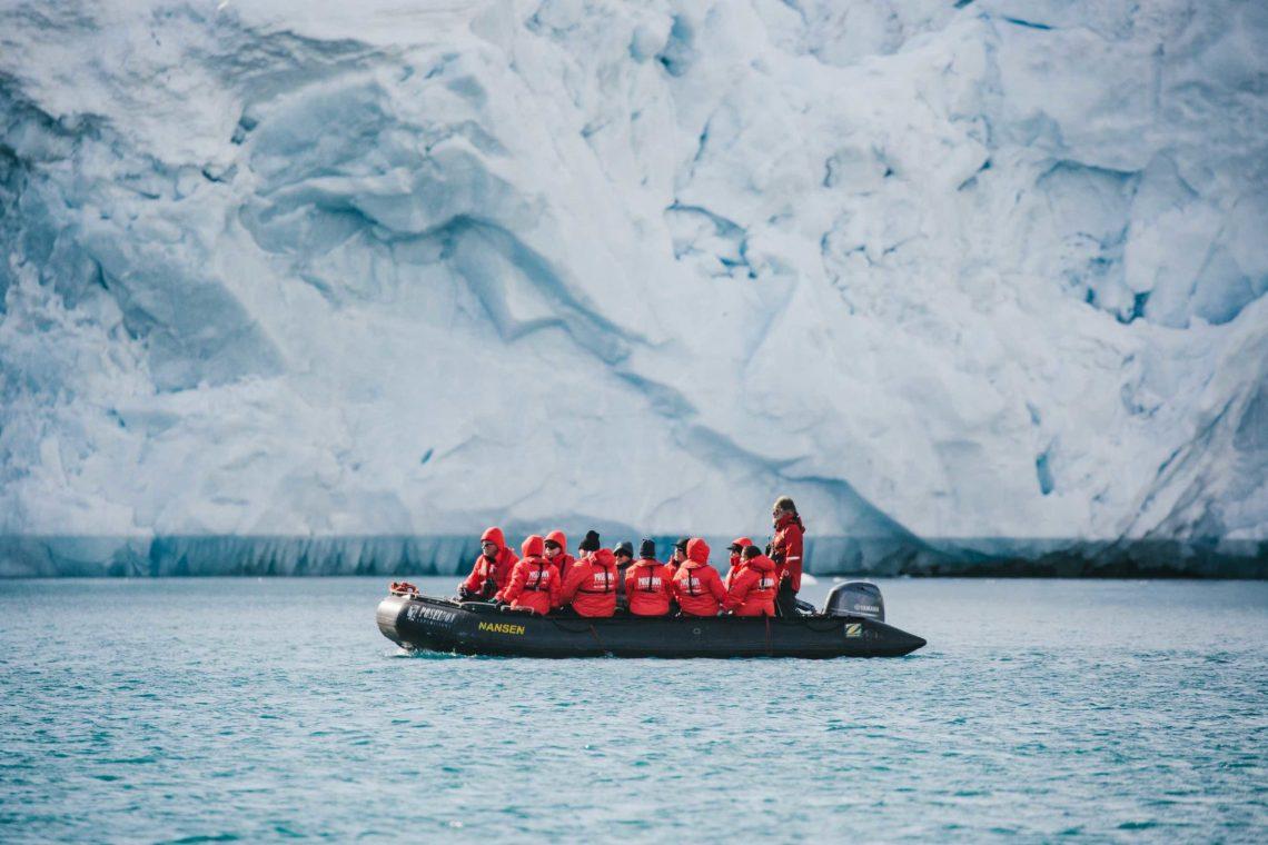 Ciò che rende le Svalbard la migliore prima destinazione polare