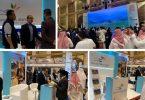 Las Seychelles exhibidas en Jeddah Intl. Exposición de viajes y turismo