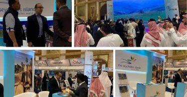 Seychely se představily v mezinárodním Džiddě. Výstava cestování a turistiky