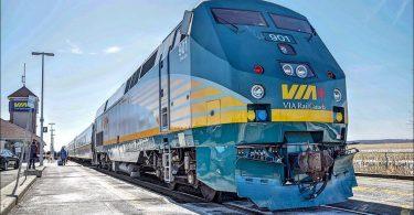 VIA Rail nastavuje nouzová opatření pro COVID-19