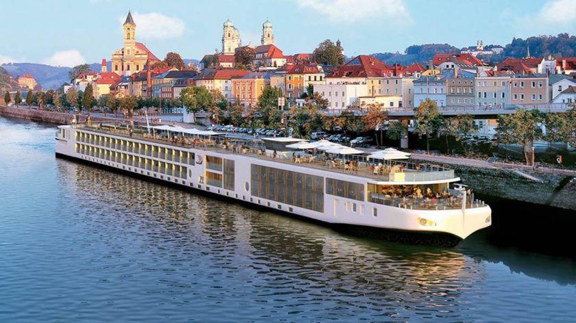 What Viking Cruise Chairman Hagen told guests on Coronavirus?
