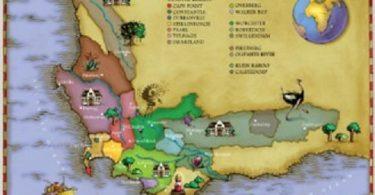 Etelä-Afrikan viiniseikkailut