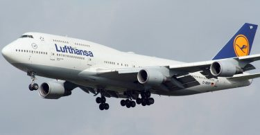 Lufthansa forlænger flyveplanen for repatriering indtil den 17. maj