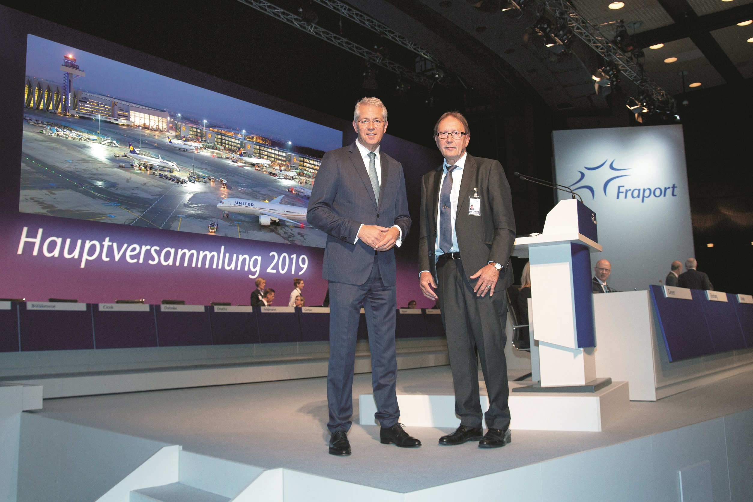 Fraport will hold virtual-only Annual General Meeting on May 26