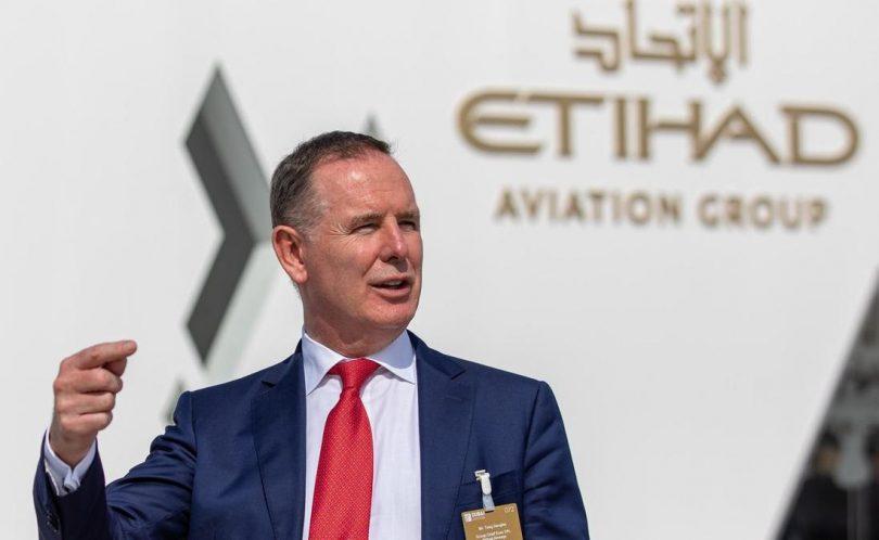 Generální ředitel Etihad Airways: Budeme prosazovat naše plány na obnovení normálního létání