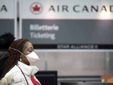 Air Canada پوشش محافظ صورت را اجباری می کند