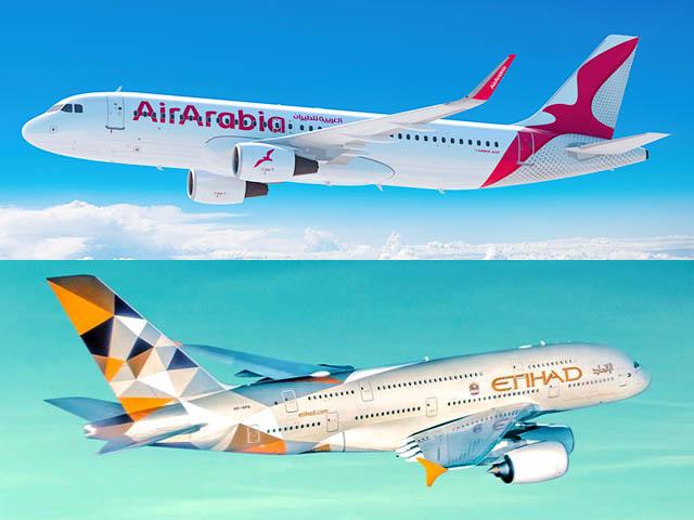 Wird die gemeinsame Billigfluggesellschaft Air Arabia-Etihad von Anfang an scheitern?