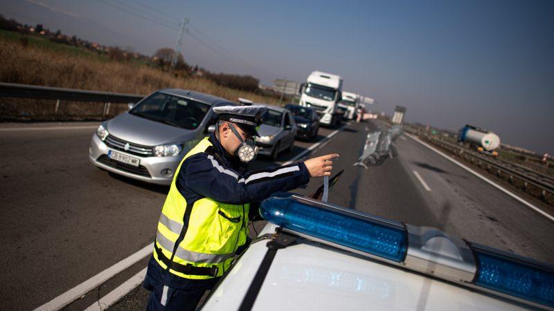 D'Haaptstad vu Bulgarien geet op Spär ënner Spike bei COVID-19 Infektiounen