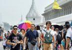 La Chine devrait mener la reprise du tourisme en Thaïlande à partir d'août