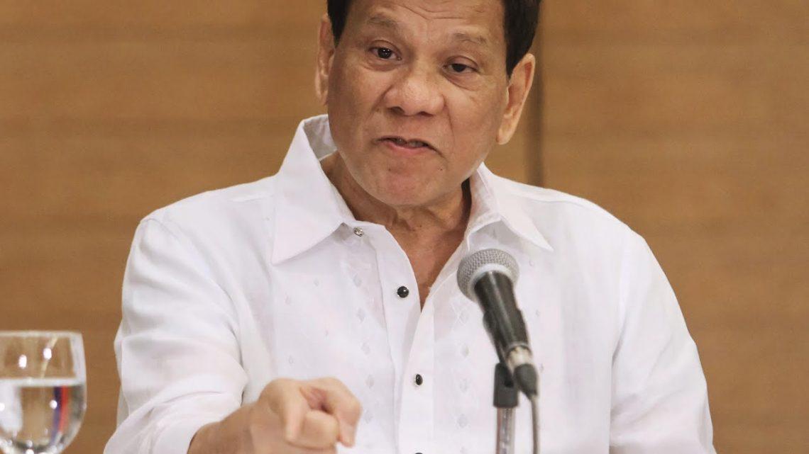 Филиппины Дутерте: COVID-19 карантинін бұзушылар? Оларды өлтіріңіз!