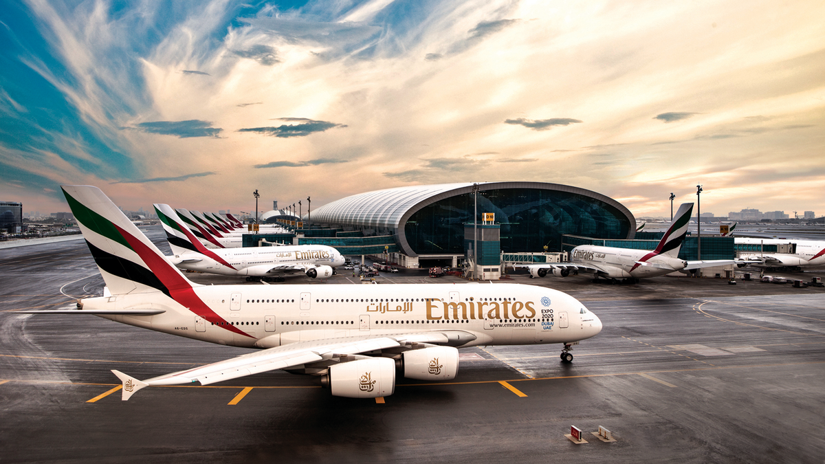 Emirates protecting and preparing its parked fleet to take to the skies again