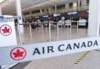 Air Canada suspends service to US