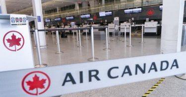 Air Canada obustavlja uslugu SAD-u