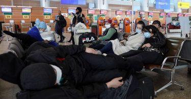 Aeroflot: Od února bylo repatriováno více než 50,000 XNUMX ruských občanů