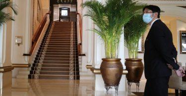 Gewinneinbußen von 100% oder mehr: Globale Hotelbranche von COVID-19 erschüttert