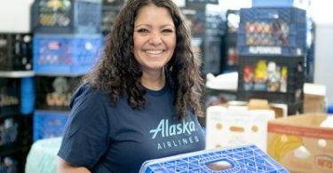 Nandefa fanamby vaovao hamelomana ireo fianakaviana sahirana ny Alaska Airlines
