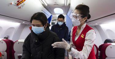 През последните два месеца над 30% от вътрешния въздушен капацитет на Китай се връща