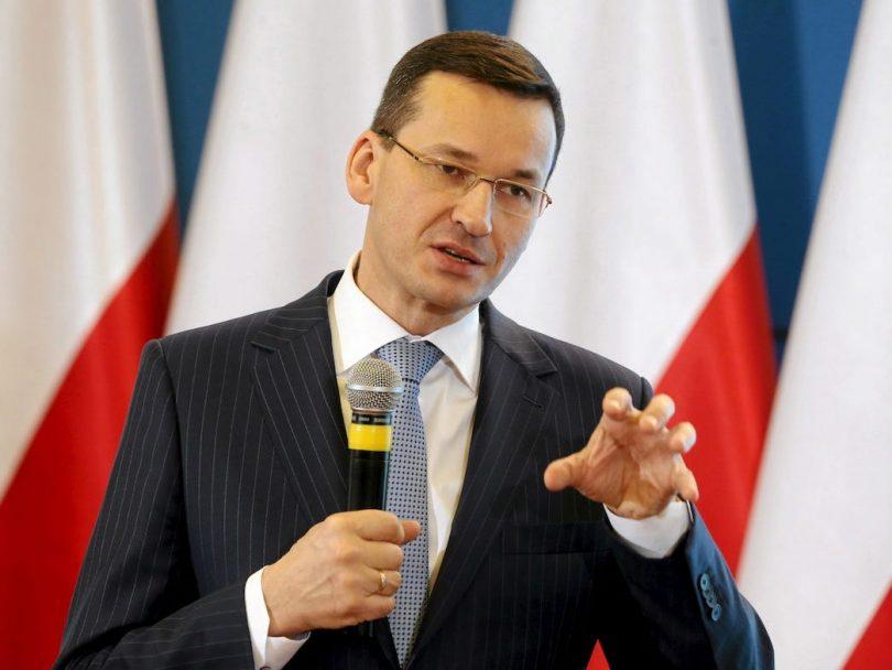 ポーランドの首相:ホテルとショッピングセンターは4月XNUMX日に再開します