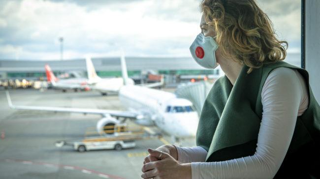 شرکت های هواپیمایی گروه لوفت هانزا پوشش اجباری دهان و بینی را معرفی می کنند