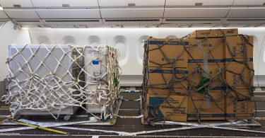 Airbus modifying A330 and A350 aircraft for COVID-19 cargo operations