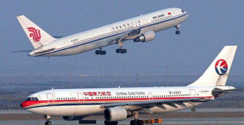 شاخه های سبز بهبود در سفرهای هوایی داخلی چین