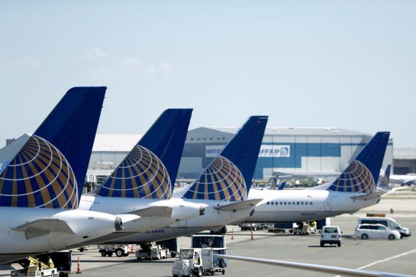 شرکت هواپیمایی یونایتد خسارت خالص Q1.7 1 میلیارد دلاری را گزارش کرد
