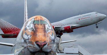 شرکت هواپیمایی روسیا روسیه به دلیل کاهش تقاضا پروازهای خاور دور را قطع می کند