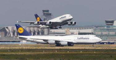 ده هواپیمای جامبو لوفت هانزا برای تخلیه گردشگران آلمانی از نیوزیلند