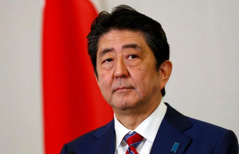 Abe: COVID-19 -hätätila julistetaan Tokiossa