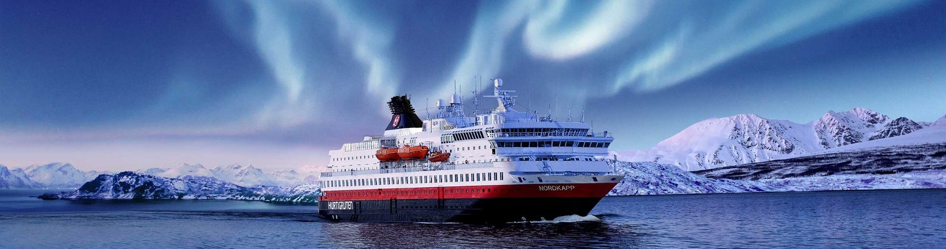 Expedition cruise line Hurtigruten extends suspension of operations