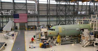 ایرباس تولید هواپیما را در شمال آلمان و آلاباما متوقف می کند
