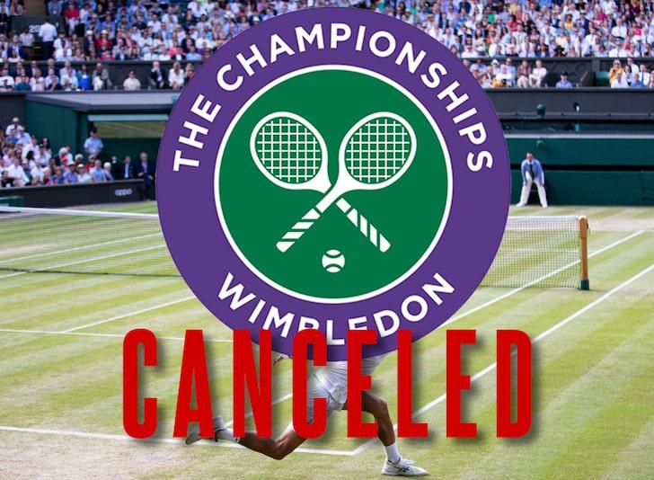 Wimbledon 2020 cancelled over coronavirus epidemic