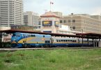VIA Rail suspends the Canadian and Prince Rupert-Prince George-Jasper route until June 1
