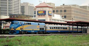 VIA Rail suspende la ruta canadiense y Prince Rupert-Prince George-Jasper hasta el 1 de junio