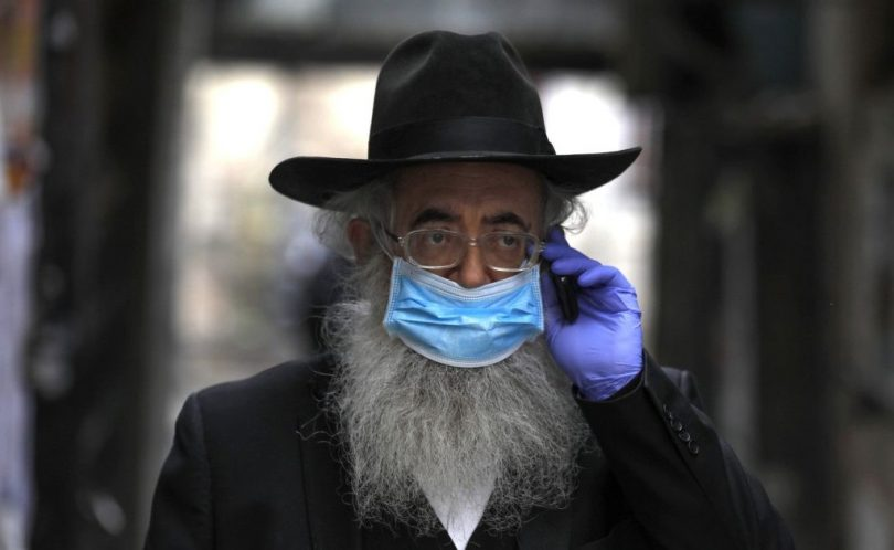 Israel to make beard-friendly COVID-19 masks for religious orthodoxes