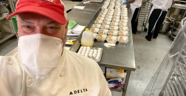Delta Air Lines donates 200,000 pounds of food to people in need