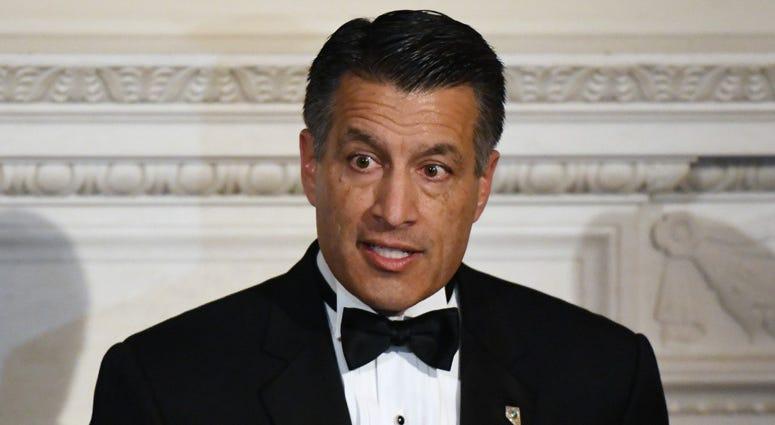MGM Resorts International обявява напускането на губернатора Сандовал