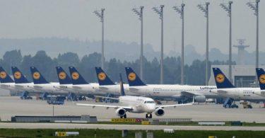 Lufthansa: Bude trvat roky, než se poptávka po letecké dopravě vrátí na úroveň před krizí