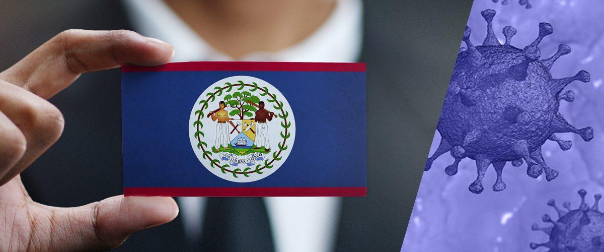 E lua isi mataupu o le COVID-19 ua faʻamaonia i Belize