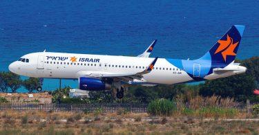 Israir redder israelske familier fra hele Europa og returnerer dem til Israel